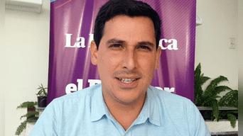 César Combina se muestras contrario a la aplicación del enfoque de género en la currícula nacional.