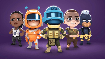 Fortnite Android Es Amenazado Por El Nuevo Juego Gratis Battlelands