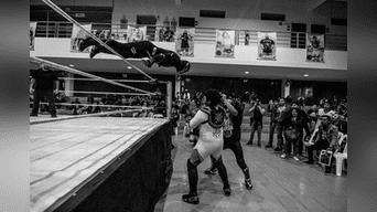 """""""Conquista 2018"""": las mejores imágenes del evento de lucha libre. Foto: Juan Pablo Azabache"""