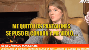 Beto Ortiz recibió mala noticia por emitir reportaje contra colegio Markhan