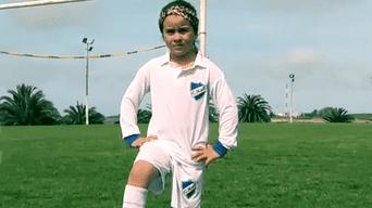 Youtube viral  Mahia Macías jugadora del Nacional marcó un gol ... 713470adad6c3