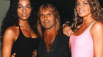 Mauricio Zanfanti se convirtió en una leyenda del sexo en Italia.