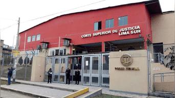 Corte Superior de Lima Sur