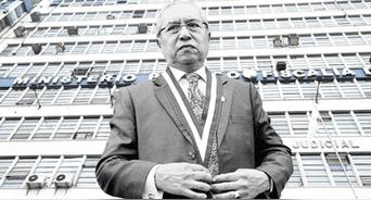 Gonzalo Chávarry, fiscal de la Nación.