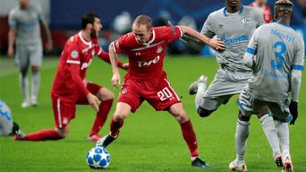 Ver EN VIVO Lokomotiv Moscú vs Shalke 04 ONLINE EN DIRECTO vía FOX Sports sin Jefferson Farfán por la Champions League