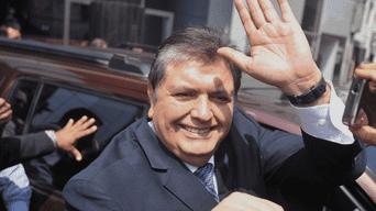 Carlos Nostre no descartó haber pagado sobornos a Alan García.