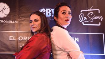 Cathy Sáenz calla a Marisol Crousillat al revelar secreto de 'Combate'