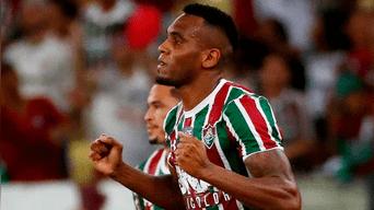 Fluminense eliminó a Deportivo Cuenca por 2-0 en la Copa Sudamericana.