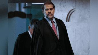 Finalmente, Dias Toffoli determinó que las entrevistas desde prisión no se realizarían hasta investigar el caso.