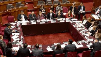 Luz verde. Comisión de Constitución aprobó las reformas. El Congreso aprobó la vuelta de la bicameralidad