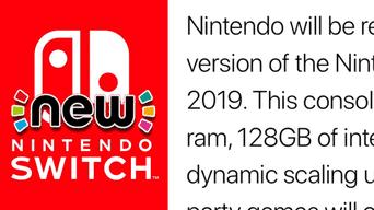 Nintendo Switch 2019 Rumores De Nueva Version Y Sus Cambios Precios
