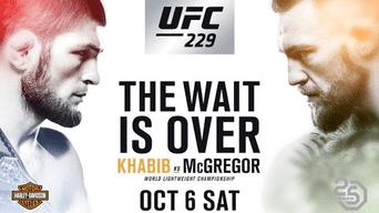 McGregor vs Khabib EN VIVO por la UFC 229 por Fox Action