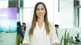 Elisa Mendoza, Head of Sale de Vehículos de OLX Perú. Foto: Olx