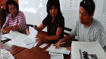 Ciudadanos podrán presentar una justificación de perder su DNI antes de las Elecciones 2018. Foto: archivo