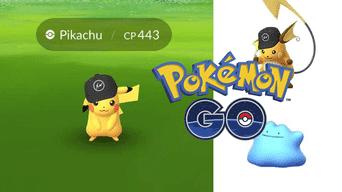 41522eaa8 Pikachu tiene nueva gorra en Pokémon GO y está disponible solo por 48 horas  en todo el mundo. ¡Apresúrate para atraparlo!