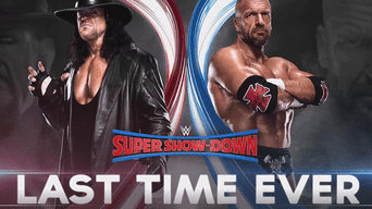 WWE Super Show Down EN VIVO ONLINE: The Undertaker vs Triple H por FOX Action cartelera oficial del evento desde Australia