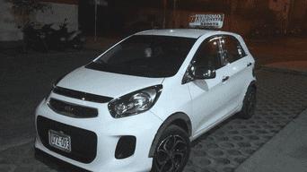 Intervienen a taxista que vendía droga a delivery en Arequipa