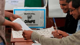 Sigue EN VIVO las elecciones 2018 en Perú. Jorge Muñoz