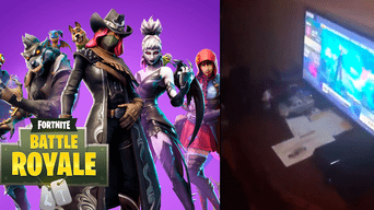 Facebook Nino Es Encontrado En Terrible Estado Tras Jugar Fortnite