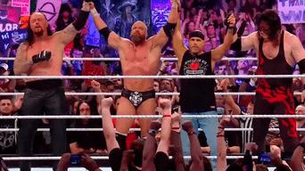 Triple H venció a The Undertaker en el WWE Super Show Down.