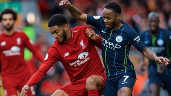 Liverpool y Manchester City empataron 0-0 por la Premier League | RESUMEN | VIDEO