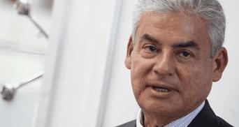 César Villanueva asistió a Tarapoto para votar en estas Elecciones 2018.