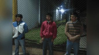 Demás reos fueron detenidos en ambiente del pabellón 1 por agentes del INPE