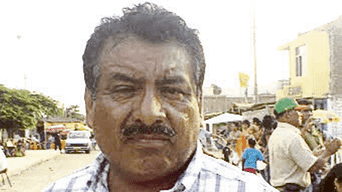 Cuestionado. Chauca Navarro es acusado por presuntamente traficar terrenos en Chilca.