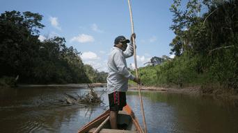 Comunidades indígenas podrán participar en la toma de decisión de proyectos con impacto ambiental. Foto: La República