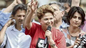 Revés. Comicios fueron adversos a Dilma Rousseff