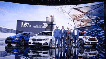 10. BMW Group -Auto & Truck Manufacturers - Alemania.