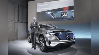 7 Daimler -  Auto & Truck - Alemania.