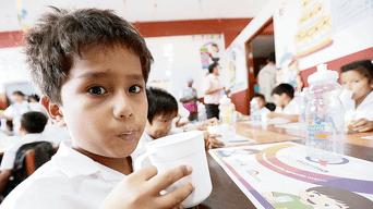 Programa social. Los controles en Qali Warma mejorarán, se revisarán los alimentos y se enfocará el cuidado en combatir la anemia, desnutrición y el sobrepeso de los escolares.