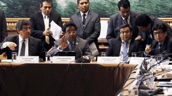 Audios CNM: Informes sobre Héctor Becerril, Pedro Chávarry y Duberlí Rodríguez se debate en Subcomisión de Acusaciones Constitucionales | Congreso | Fuerza Popular