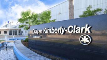 7) Kimberly Clark.