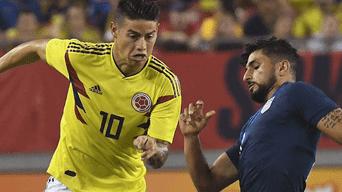 Colombia goleó 4-2 a Estados Unidos en partido amistoso internacional Fecha FIFA 2018 en el Raymond James Stadium de Tampa | RESUMEN