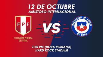 Perú vs Chile ENVIVO EN DIRECTO ONLINE vía DirecTV: fecha fecha y canal para ver EN DIRECTO y LIVE STREAM el amistoso internacional FIFA 2018