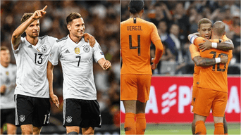 Alemania perdió 3-0 contra Holanda por la UEFA Nations League 2018   RESUMEN   RESULTADO   VIDEO