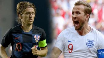 Croacia empató 0-0 en Inglaterra por la Liga de Naciones UEFA.