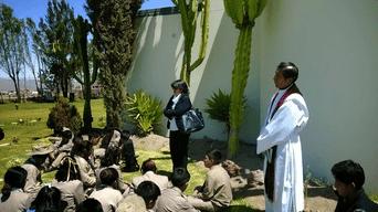 Arequipa; jueces absuelven a sacerdote acusado de tocamientos indebidos a escolar