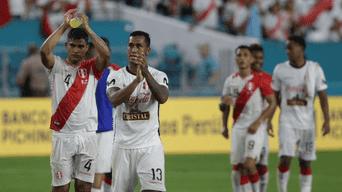 Perú goleó 3-0 a Chile en partido amistoso fecha FIFA en el 'Hard Rock Stadium' de Miami   RESUMEN