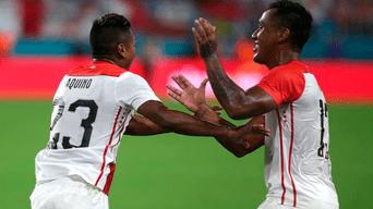 Perú venció 3-0 a Chile en amistoso internacional por Fecha FIFA 2018 | RESULTADOS | VIDEO | RESUMEN
