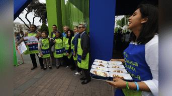 Este proyecto busca promover mediante la gastronomía, la buena relación entre los países hermanos de Perú y Venezuela. Foto: Jorge Cerdan.
