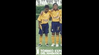 Pedro Aquino y Renato Tapia pelean por un puesto en la selección peruana; sin embargo, esta foto resumela gran amistad que tienen.