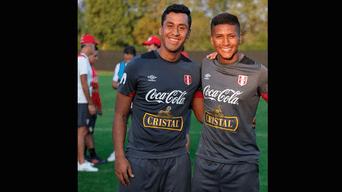 Pedro Aquino y Renato Tapia son amigos desde la infancia.