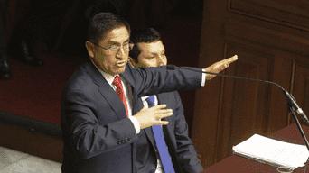 Pese a que el Parlamento aprobó acusaciones contra César Hinostroza el 04 de octubre, ayer recién se remitió a la Fiscalía el expediente. Foto: La República