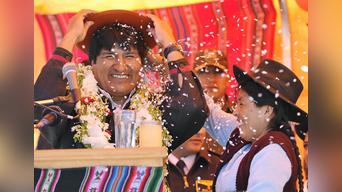 Hoy, 26 de octubre, el mandatario de Bolivia cumple años.