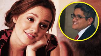 Joven se 'enamora' del fiscal Domingo Pérez y cambia el wallpaper de su celular. Foto: Difusión
