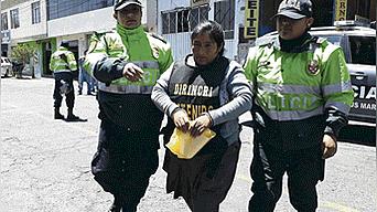 Investigados. Padres de la bebé también fueron detenidos en El Pedregal-Majes.