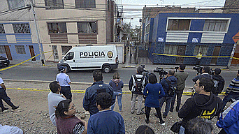Cercado de Lima, Venezolano